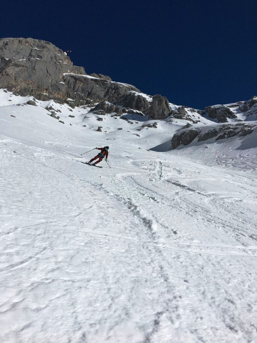 Freeride Tour Schwadering