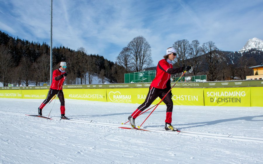 Der ideale Einstieg in den Wintersport